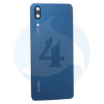 For Huawei P20 batterij cover back cover Blue
