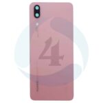 For Huawei P20 batterij cover back cover pink
