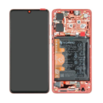 For Huawei P30 Display scherm screen lcd service pack Sunrise