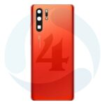 For Huawei P30 display backcover batterij cover Breathing rood