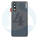 For Huawei P30 display backcover batterij cover black