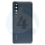 For Huawei P30 display batterij cover backcover black