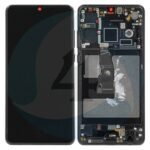 For Huawei P30 display scherm lcd screen with frame black