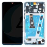 For Huawei P30 lite screen display scherm lcd With Frame Blue compleet
