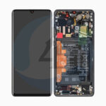 For Huawei P30 pro display scherm screen service pack Black
