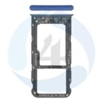 For Huawei Psmart sim tray blue