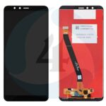 For Huawei Y9 2018 lcd screen display scherm Black