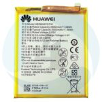 For Huawei y6 2018 batterij