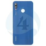 For P20 lite backcover battery cover Blue