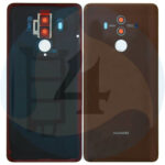 For huawei Mate 10 pro batterij cover backcover Brown