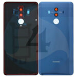 For huawei Mate 10 pro batterij cover backcover blue