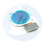 For huawei Psmart 2019 plus blue finger scanner