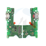 For huawei Y7 2019 charger connector compleet