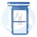 For huawei honor 10 sim tray sim door blue