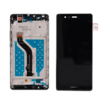For huawei p9 lite lcd scherm display Black