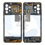 Frame Black For Samsung Galaxy A32 5 G SM A326
