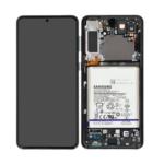 G996 GH82 24555 A Galaxy S21 Plus 5 G Display LCD Phantom Black lcd scherm display screen display