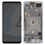 GH82 23124 B samsung Galaxy A516f A51 5 G service pack white lcd scherm display