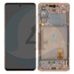 GH82 24214 F samsung galaxy G780 G781 S20fe lcd service pack scherm display orange