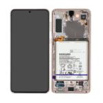 GH82 24555 B GH82 24555 B G996 Galaxy S21 Plus 5 G Display LCD Phantom violte purple scherm