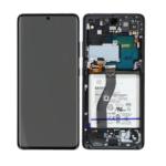 GH82 24591 A G998 Galaxy S21 Ultra 5 G Display LCD Phantom Black scherm display screen