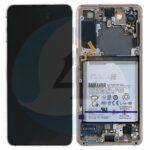 GH82 24716 B LCD Service Pack violet For Samsung Galaxy S21 5 G SM G991 lcd scherm display screen