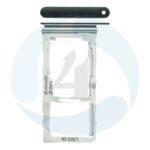 GH98 42941 A Sim Tray For Samsung Galaxy Note 9 SM N960 black