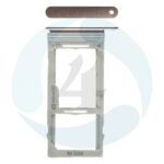 GH98 42941 D Sim Tray For Samsung Galaxy Note 9 SM N960 copper gold