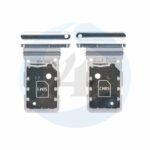 GH98 46193 C Galaxy S21 Plus 5 G Sim Card Holder Phantom Silver