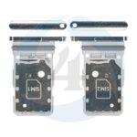 GH98 46258 B Galaxy S21 Ultra 5 G Sim Card Holder Phantom Silver G998
