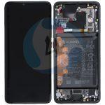 HUAWEI Mate 20 Pro LCD original service pack zwart