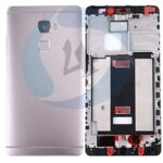 HUAWEI Mate S backcover gray