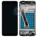 HUAWEI P Smart LCD touch frame zwart