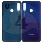 Huawei Honor 20 Lite Honor 10i H Ry LX1 T Battery Cover Blue