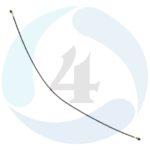 Huawei Honor 20 Lite Honor 10i antenna cable