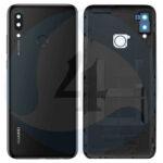 Huawei P Smart 2019 POT L21 POT LX1 Battery Cover Black 1000x1000h