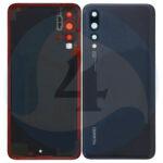 Huawei P20 Pro CLT L09 CLT L29 Battery Cover 02351 WRR Midnight Black 1000x1000h