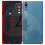 Huawei P20 Pro CLT L09 CLT L29 Battery Cover Midnight Blue 1000x1000h