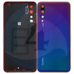 Huawei P20 Pro CLT L09 CLT L29 Battery Cover Twilight 1000x1000h