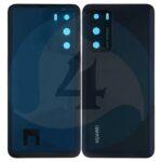 Huawei P40 ANA NX9 Battery Cover Black 1000x1000h