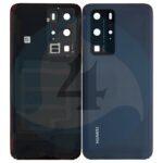 Huawei P40 Pro ELS NX9 Battery Cover Black 1000x1000h