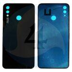 Huawei Psmart plus backcover black