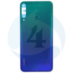 Huawei Y7p batterijcover blue