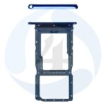 Huawei p smart Z sim tray Blue