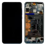 Huawei p30 lite Display lcd scherm servicepack battery met frame blue