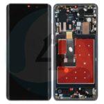 Huawei p30 pro lcd frame black display scherm screen