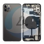 Iphone 11 Max Pro backcover housing Black