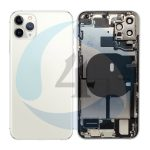 Iphone 11 Max Pro backcover housing White