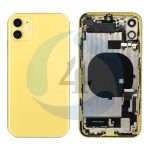 Iphone 11 backcover housing Yellow