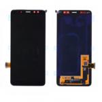 LCD Samsung Galaxy A8 2018 SM A530 F scherm screen display